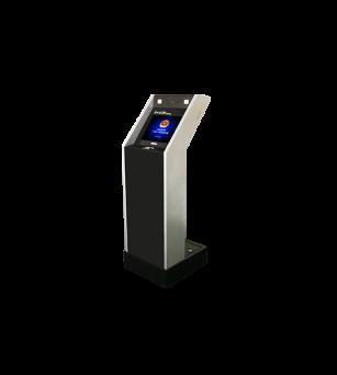 IDC7115A立式人证合一核查系统