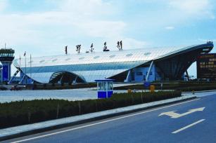 人证识别技术助理机场航站楼安全