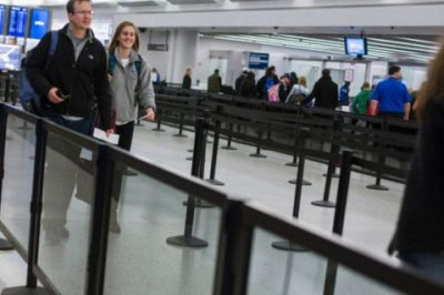人脸识别技术应用:美国多机场试行人脸识别托运