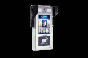IDC7308B壁挂式门禁安卓人脸识别系统
