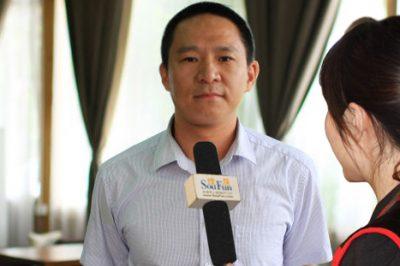 上海某大厦使用人脸识别技术实现楼宇门禁及访客的高效管理