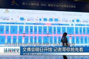【视频演示】2016年深圳文博会人证合一核查系统应用