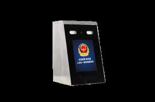 IDC7408D道闸式人证合一核查系统(不含闸机阅读器)